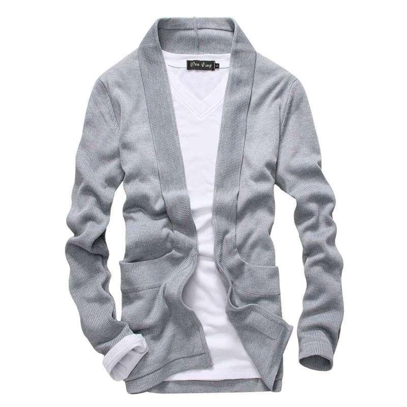 2013秋冬新款男士毛衣外套韩版修身青年男士开衫针织
