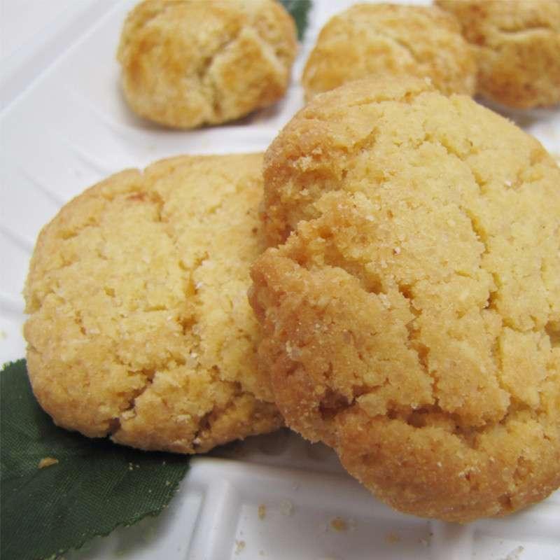 天津【起士林】椰酥饼 点心 糕点 西点零食休闲食品(200克) 热卖图片