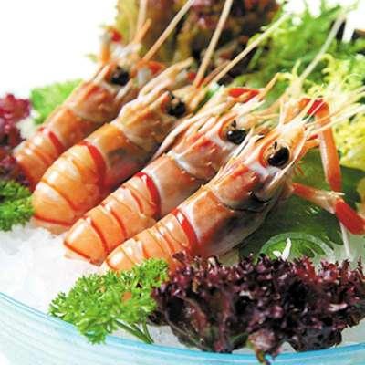御鲜轩 新鲜冷冻 冰岛小龙虾 刺身小龙虾 无污染海鲜