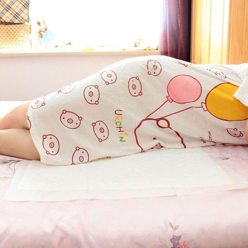 护理铺床叠床单步骤图