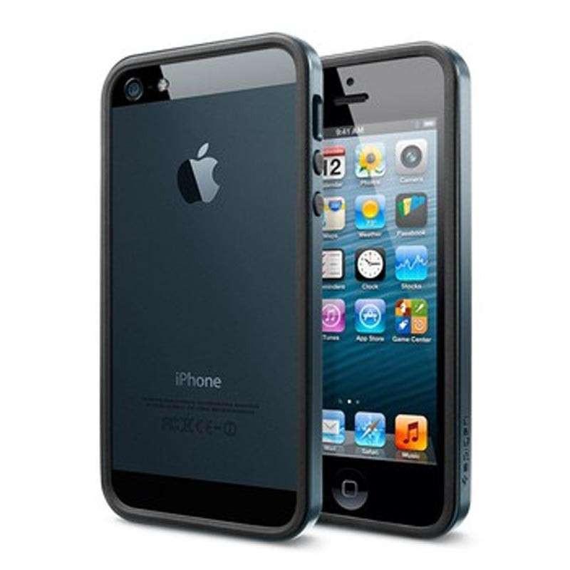 韩国sgp 苹果iphone5手机壳 iphone5s 边框硅胶保护套