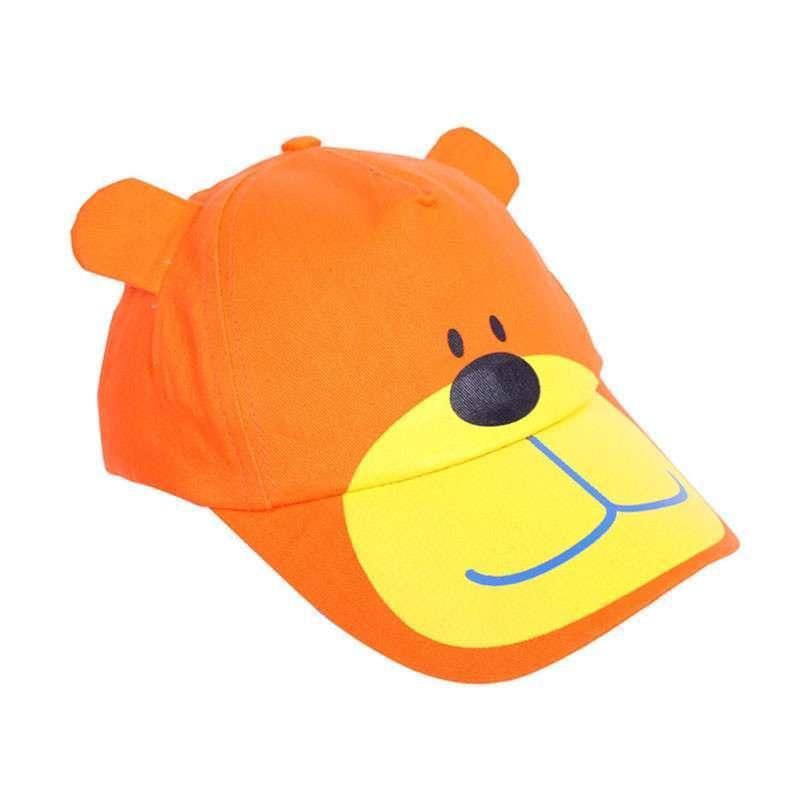 dms大贸商 动物帽子 棒球帽 遮阳帽 鸭舌帽 卡通帽子