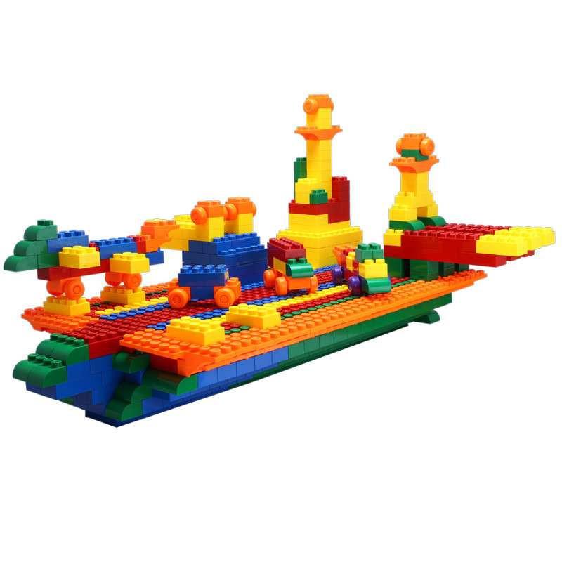 乐高式积木超大块颗粒塑料积木儿童益智