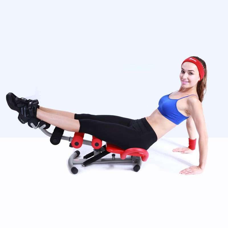 飞尔顿ad收腹机正品仰卧起坐健身器材家用懒人运动机
