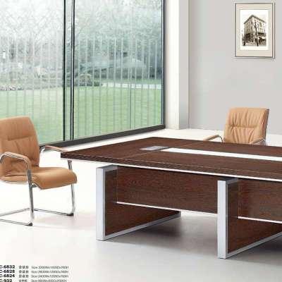 好环境办公家具直销现代简约时尚板式会议桌 公司员工图片