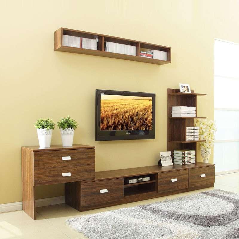 美达斯 加里组合电视柜 黑檀木色11727 黑檀木色 (商品编号:105520995