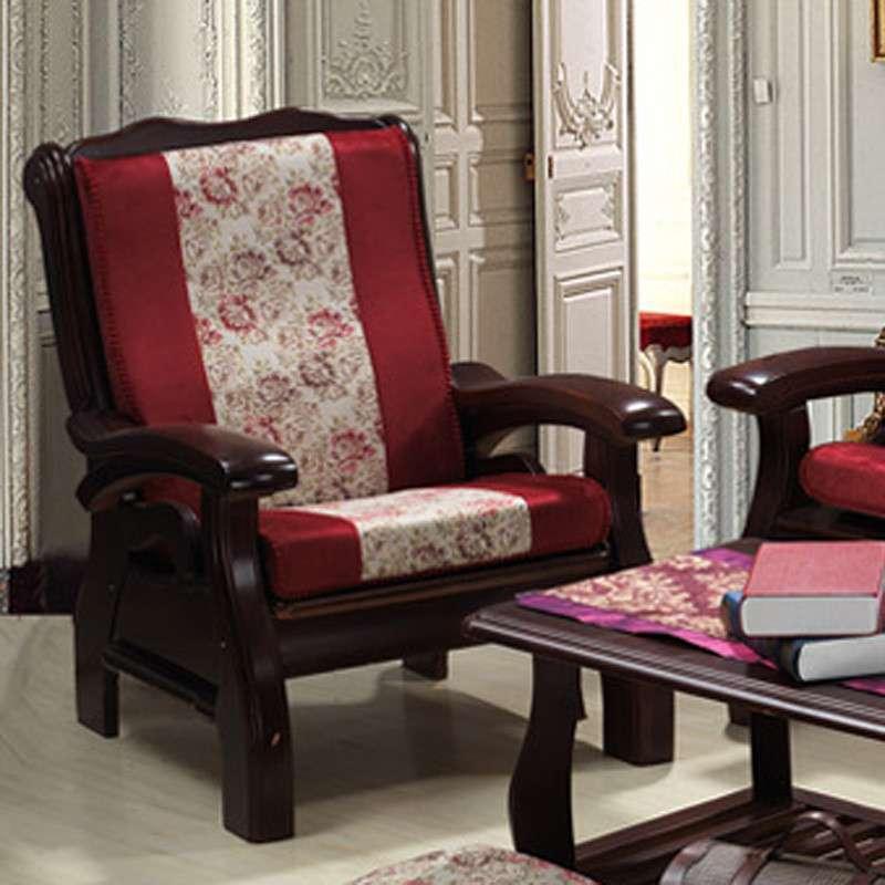 【】三只松鼠 红木沙发垫