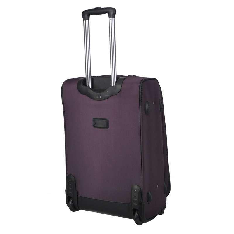 品牌 欧森 型号 2412 产地 河北 拉杆箱分类 万向轮拉杆箱 外料材质