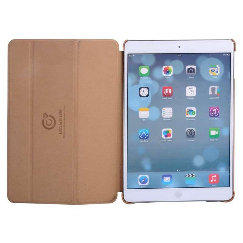 苹果ipadair保护_便携支架皮套 苹果ipad