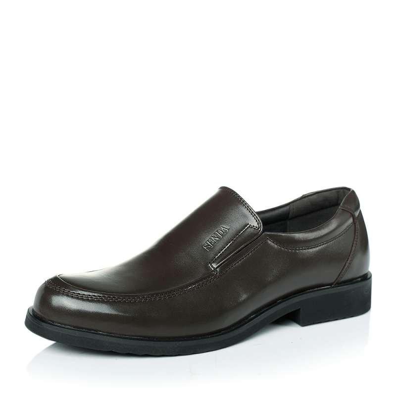 senda/森达2013秋季牛皮男单鞋13281cm3 (商品编号:105816576)
