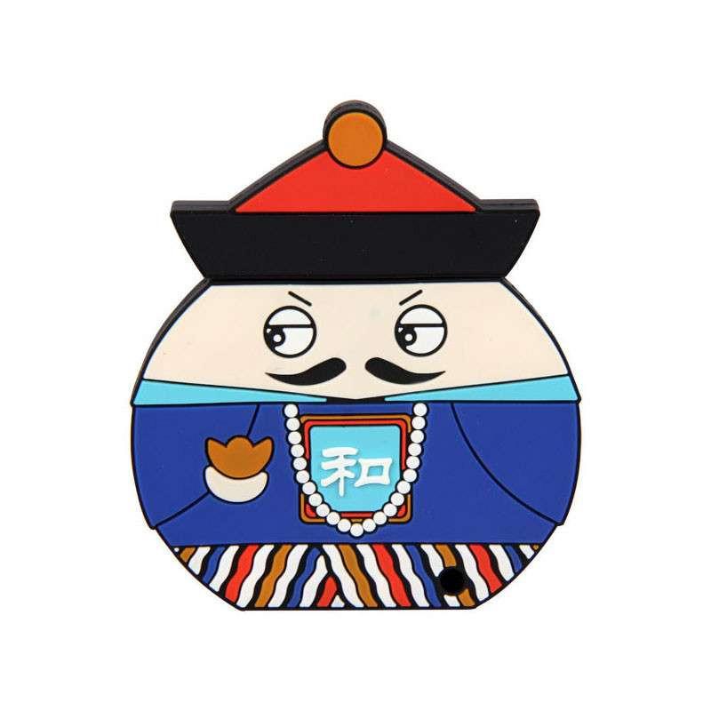 故宫系列卡通u盘(和珅)图片