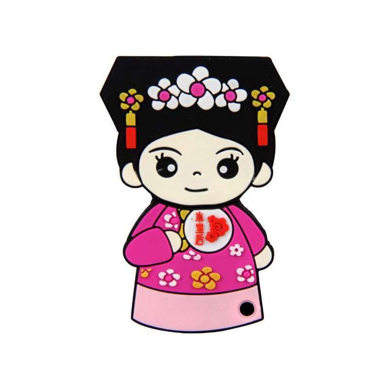 故宫系列卡通u盘(小皇后)图片图片