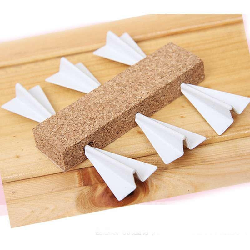 创意飞机图钉 软木留言板专用钉