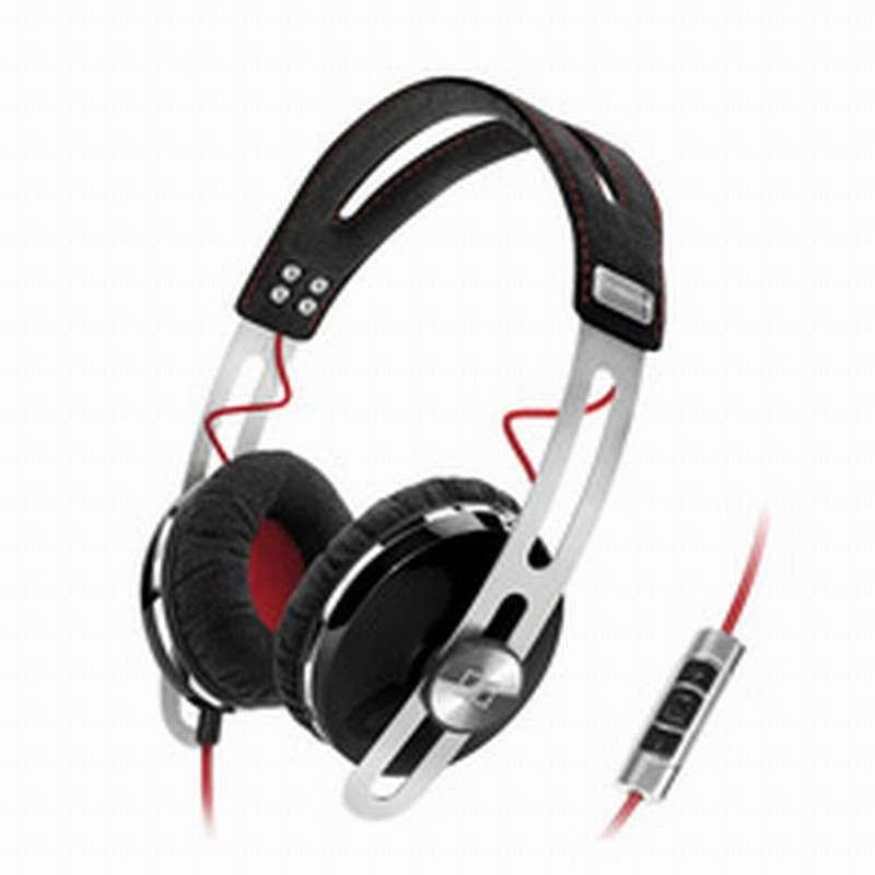 sennheiser/森海塞尔耳机momentum on-ear black (商品编号:105991783