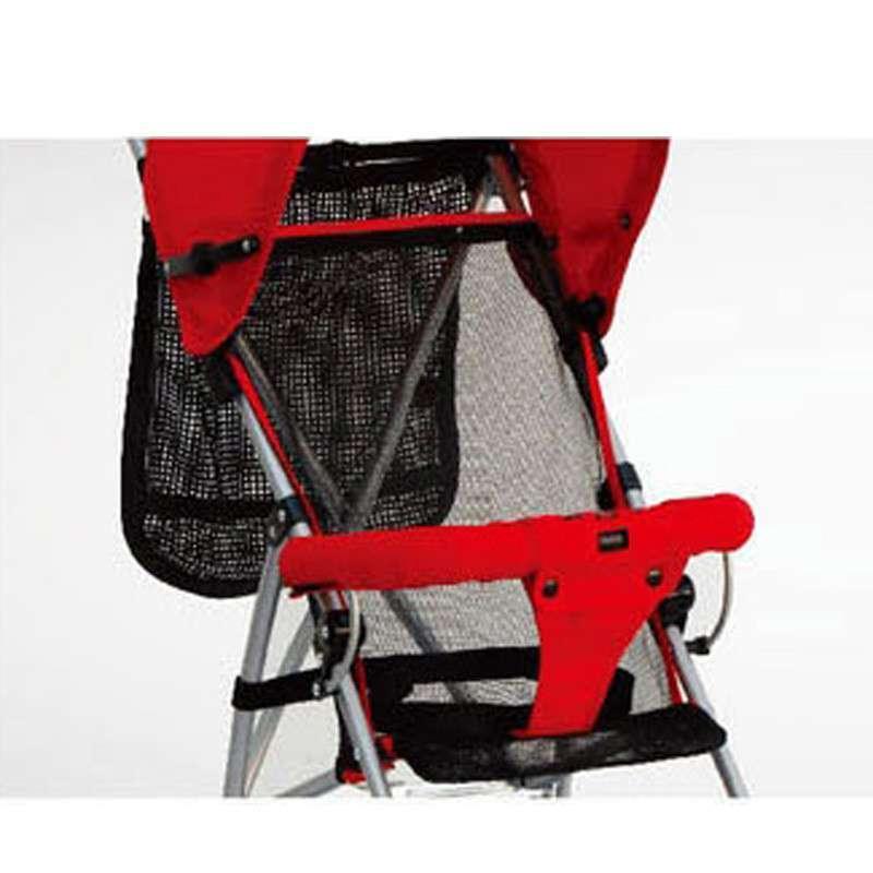 好孩子 轻便可折叠 婴儿推车伞车 d302-h-l167 红色