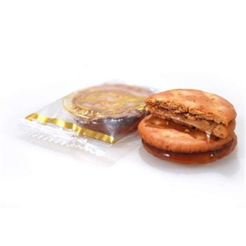 【猫诚食品】台湾进口零食品 自然素材美味黑糖麦芽饼