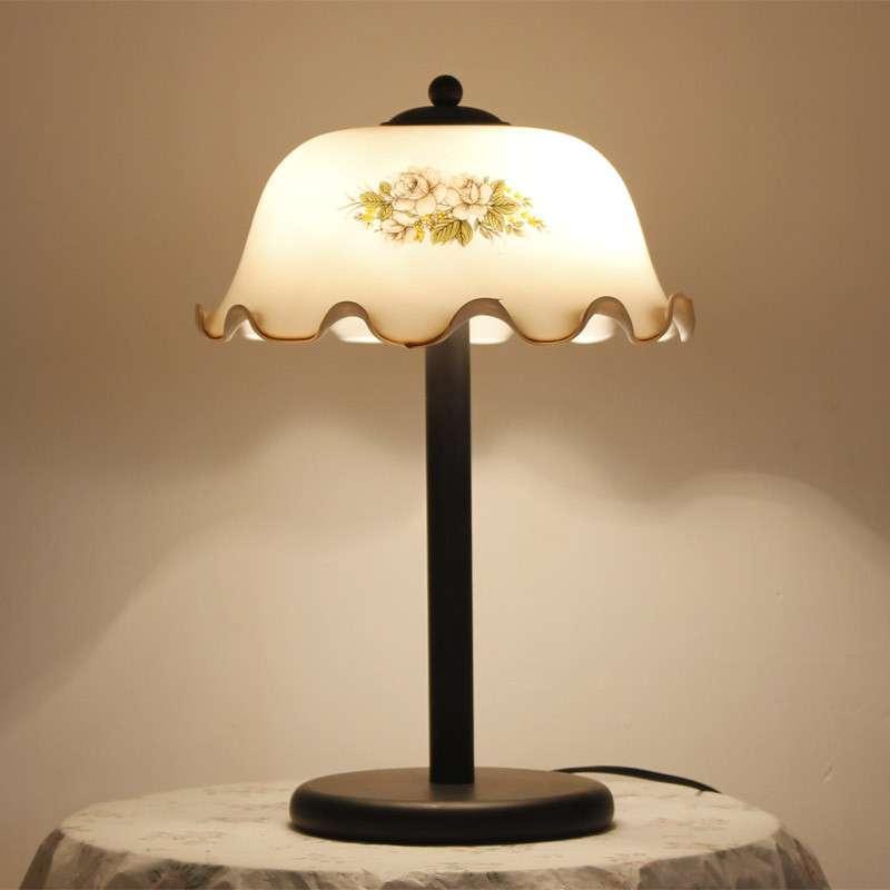 书桌创意台灯设计图