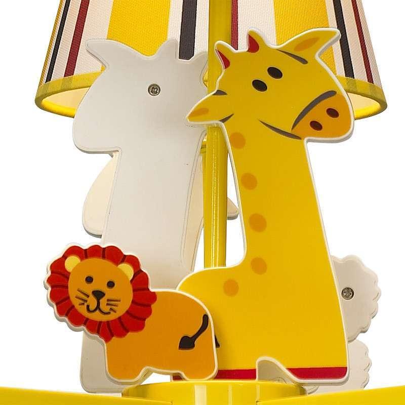 【罗莎蒙德家居】长颈鹿简约现代可爱卡通儿童卧室灯