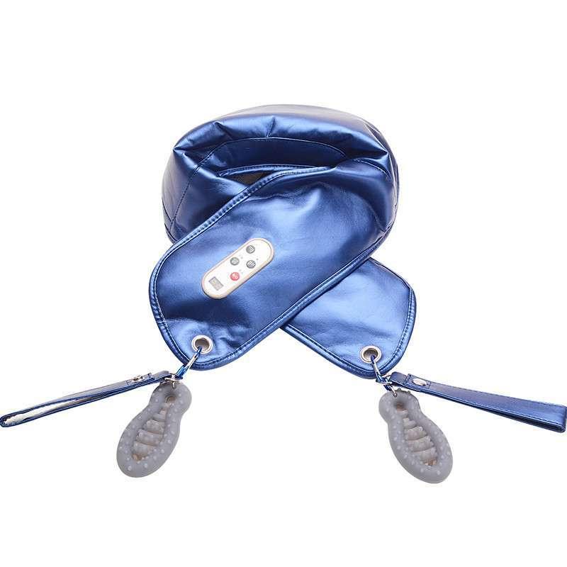 按摩披肩正品家用电动欧式颈椎器至尊