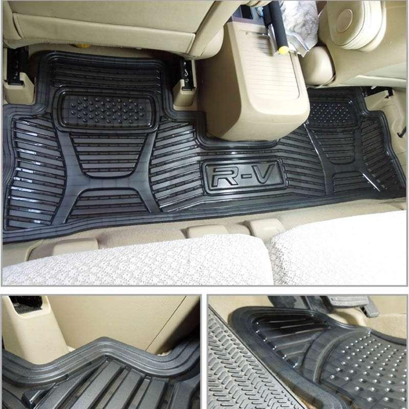 汽车用品 坐垫/脚垫 专车专用脚垫 ekoa亿高 本田crv 脚垫本田汽.