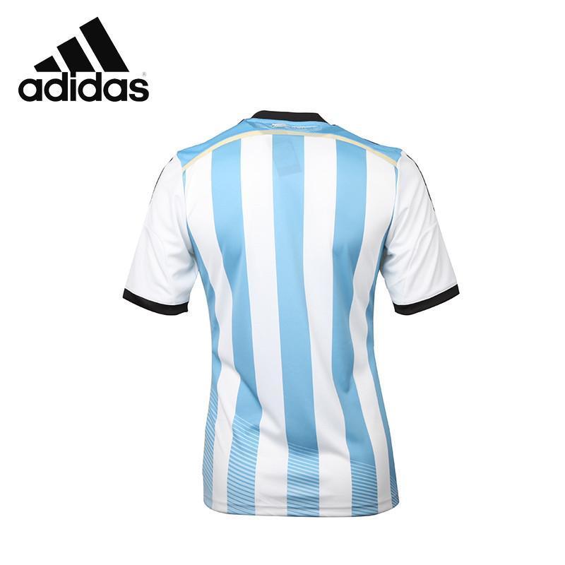adidas 阿迪达斯 足球 男子 阿根廷主场比赛服 白 g74569 白色 xxl