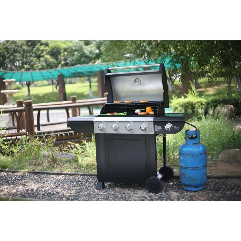 商用燃氣燒烤爐