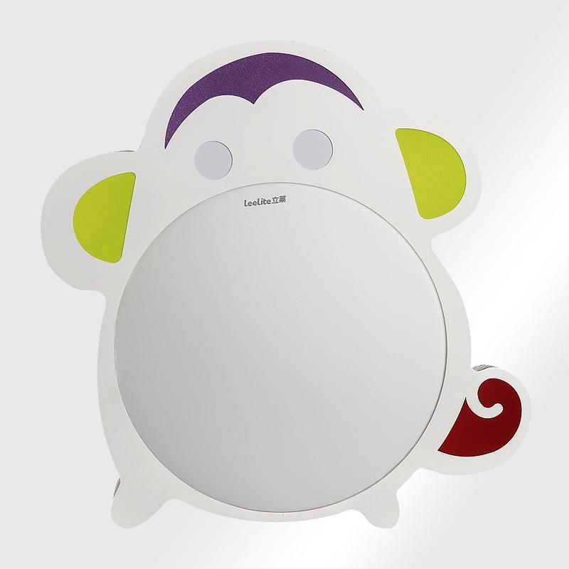 立莱leelite 顽皮猴 创意卡通灯儿童灯led吸顶灯儿童房灯卧室房间灯