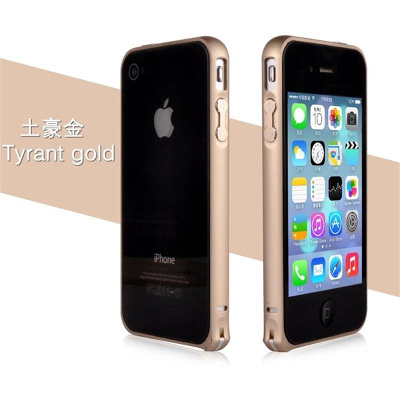 苹果4s金属边框海马扣