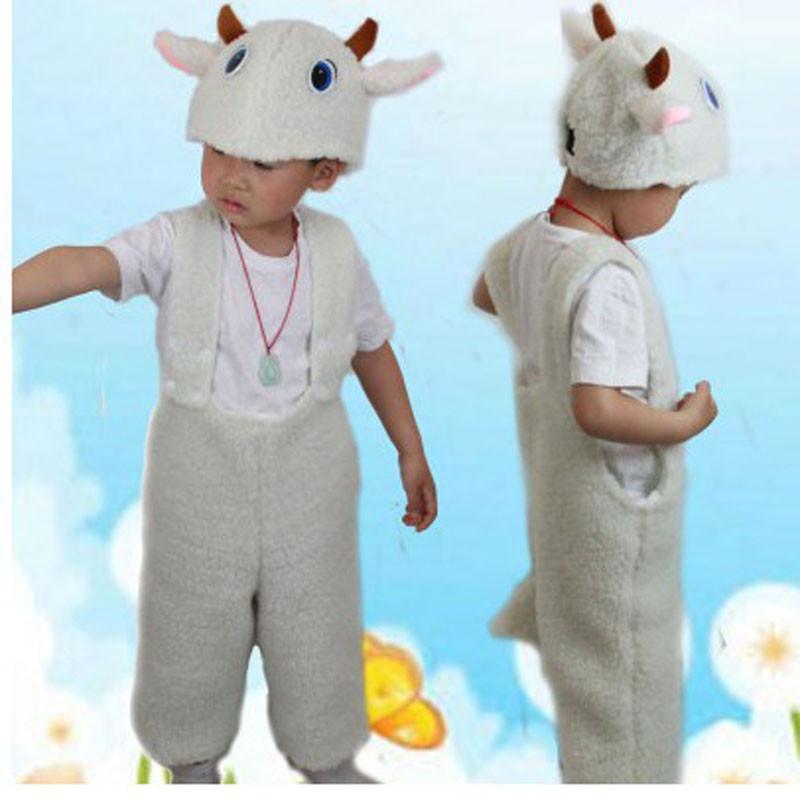 六一儿童节动物服装 动物表演服饰
