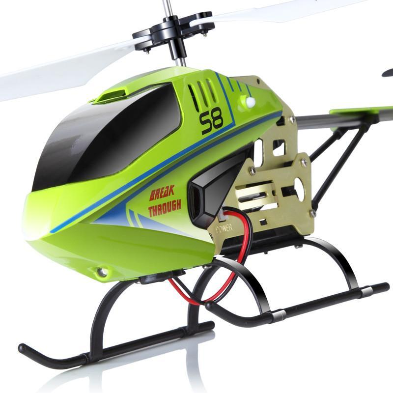 【syma司马玩具】syma司马遥控飞机s8合金耐摔充电机