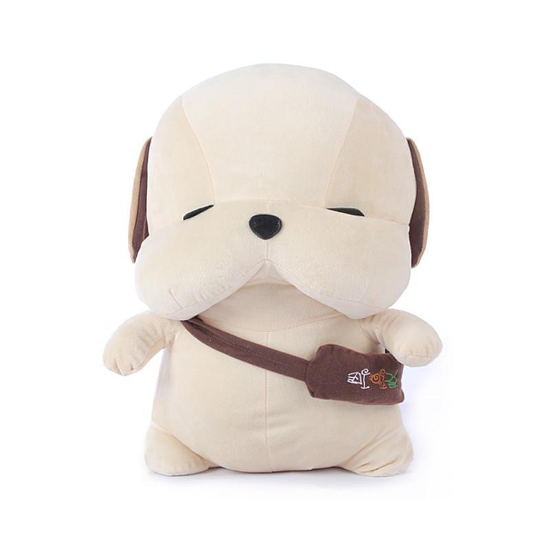 流浪狗公仔流氓狗玩偶布娃娃可爱超大号
