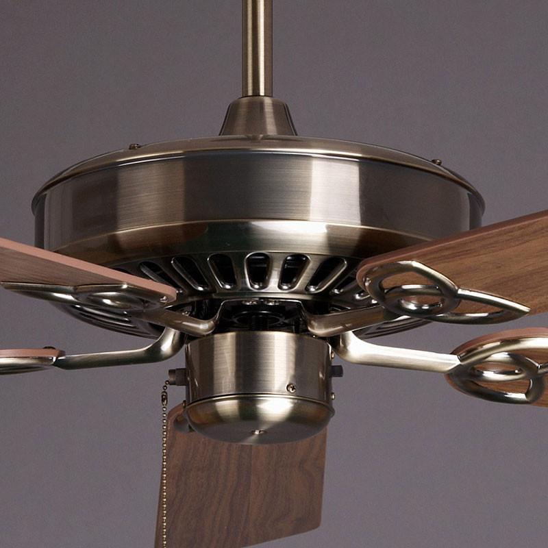 singu升谷欧式吊扇风扇简约吊扇风扇吊灯客厅灯餐厅