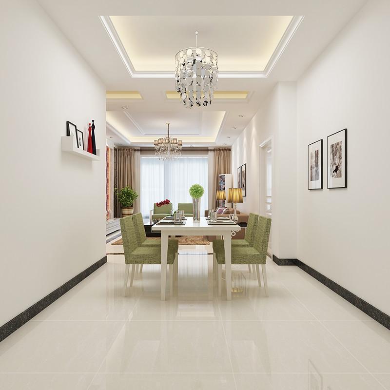 楼兰瓷砖 客厅瓷砖 地砖玻化砖 抛光砖瓷砖地板砖 七彩凌波玉w7e8096