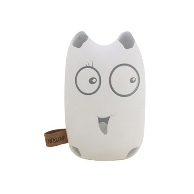 正品可爱卡通创意手机充电宝萌龙猫通用7800