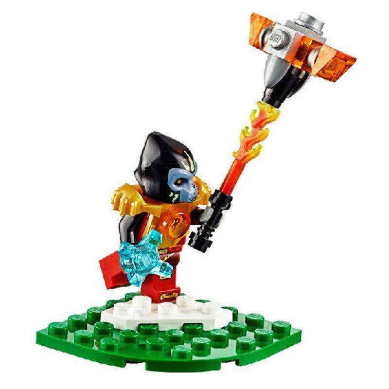 【维曦玩具】正品乐高益智拼装积木气功传奇剑虎机器