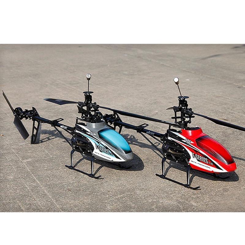 航模直升飞机制作
