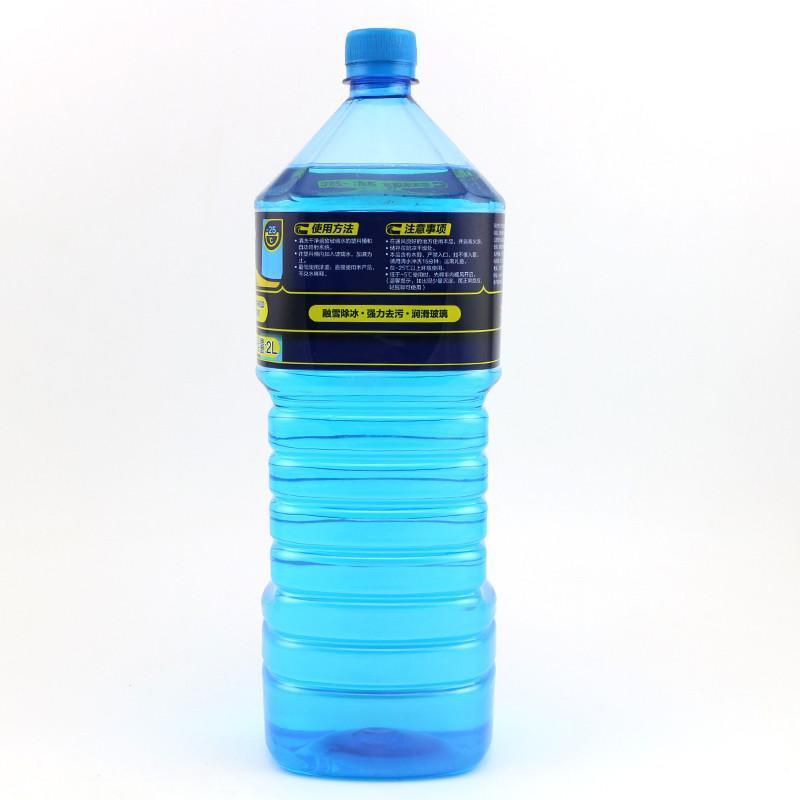 汽车防冻玻璃水 -25℃