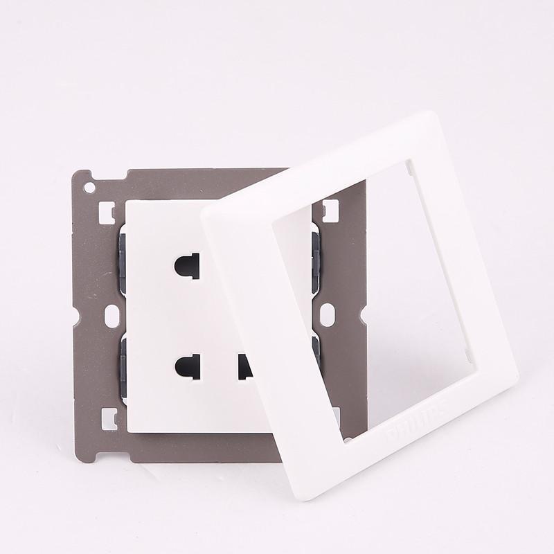 q7超薄系列墙壁插座面板套装