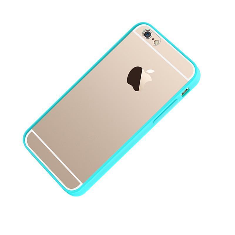 苹果iphone6手机彩色边框iphone6手机套