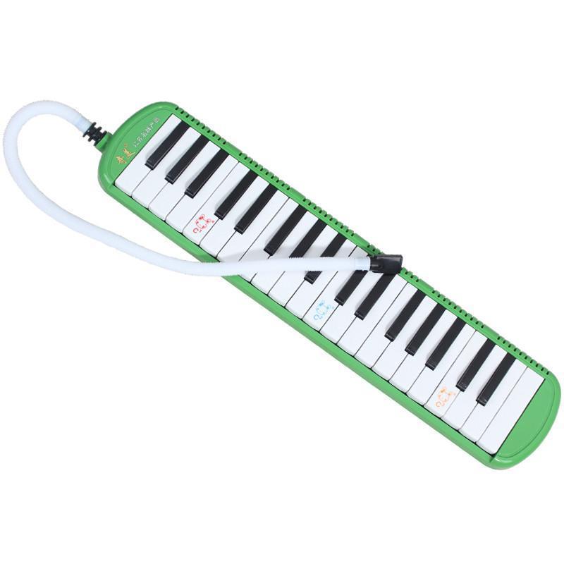 奇美牌风琴37键小天才学生专业演奏教学含桌奏长吹管送教材