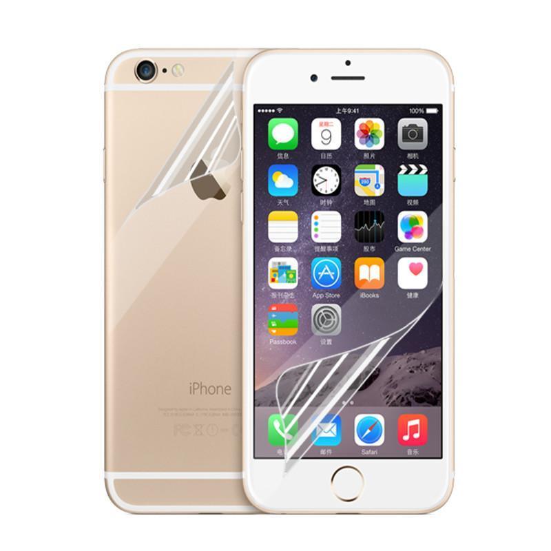 苹果iphone6贴膜 手机高清磨砂膜