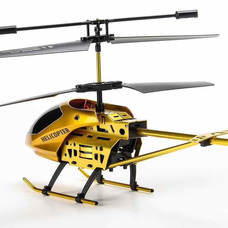 【捣蛋鬼玩具】捣蛋鬼合金耐摔遥控飞机儿童玩具飞机