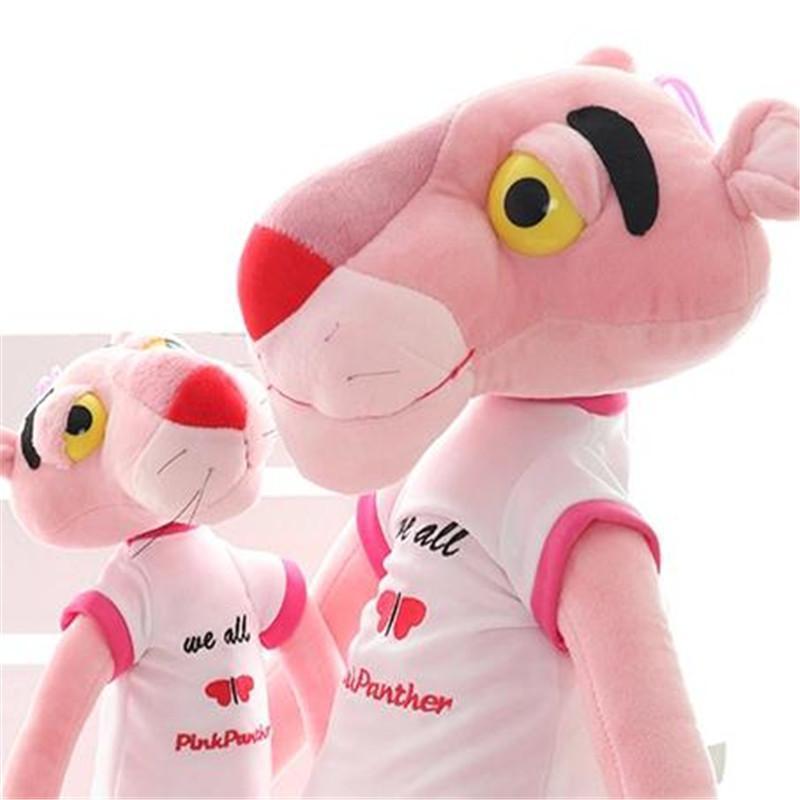 超大布娃娃粉红豹公仔毛绒玩具正版粉红顽皮豹可爱男女孩生日礼物p 粉
