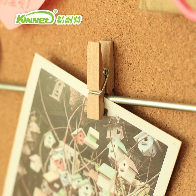 挂式软木板图钉照片便签板留言板宣传栏背景照片墙板
