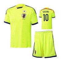 世界杯2015意大利主客场球衣足球服印号短袖