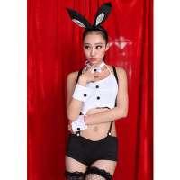 夜店性感女歌手吊带性感露脐v性感酒吧个人性高清舞服装热下载图片