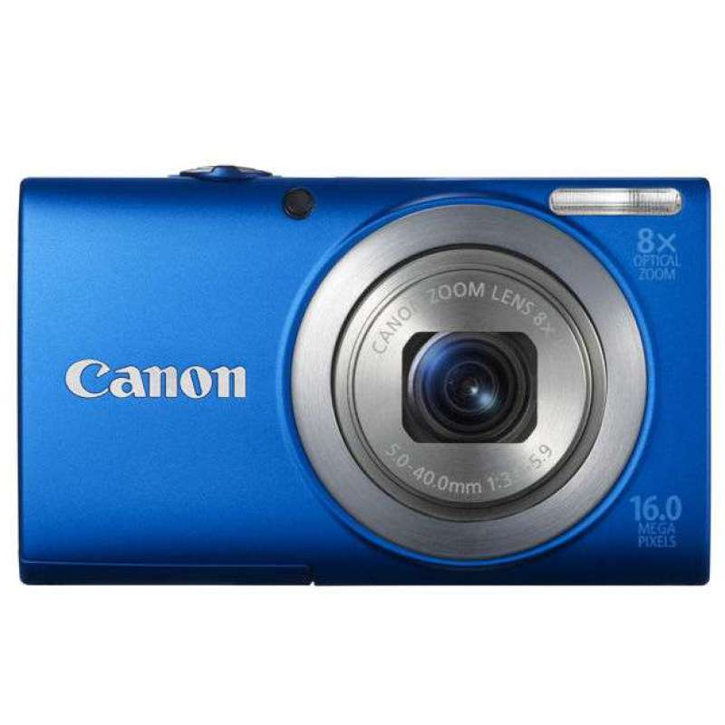佳能数码相机powershota4000is(蓝)