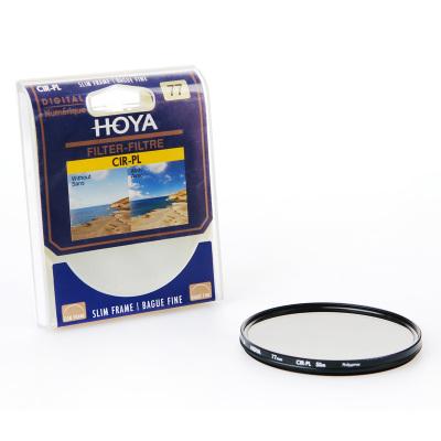 保谷(HOYA) (77mm) CIR-PL Slim超薄偏光鏡偏振鏡 濾鏡