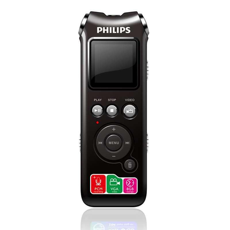 飞利浦录音笔VTR8000(8G)