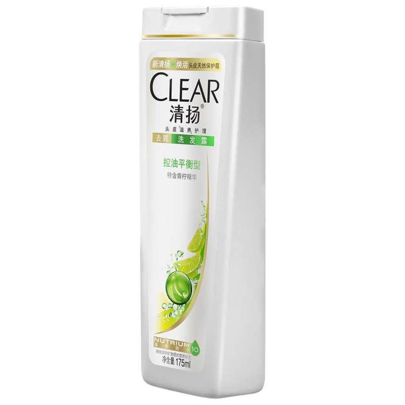 清扬(clear)洗发水